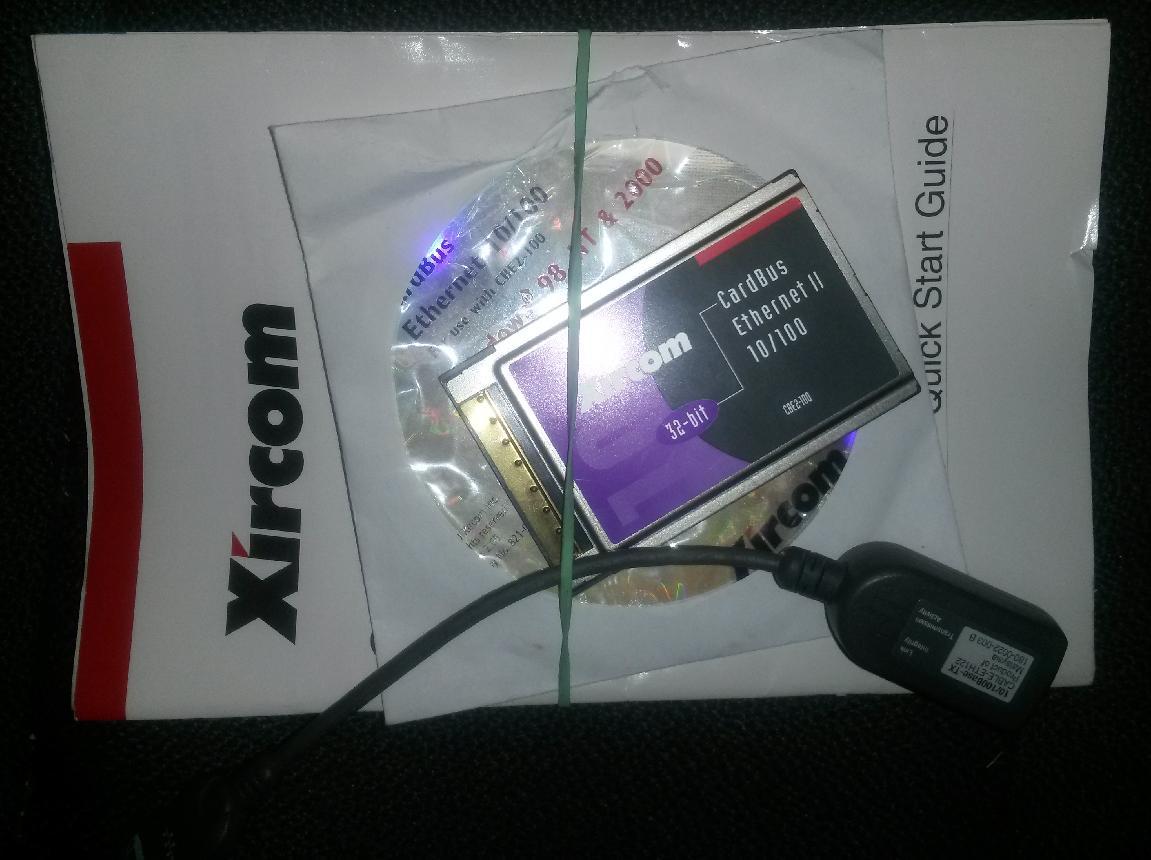 Xircom cbe2 100