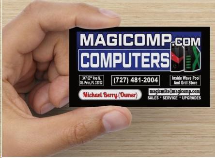 Magicomp (727)481-2004